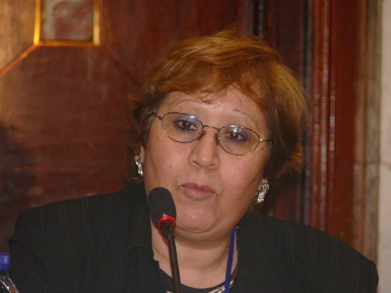 Professor. Laila Abd El Magid
